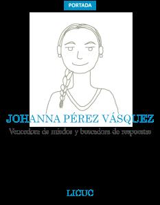 auto-retrato a blanco y negro de johanna perez vasquez sin gafas