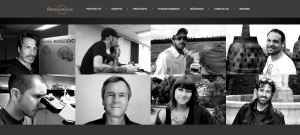 imagen de los miembros del equipo de la página the premonitions