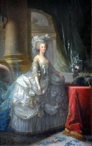 Retrato de María Antonieta