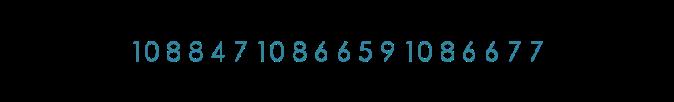 ejemplo de segunda línea sistema piramidal numerología
